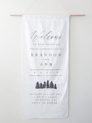 Formal Welcome Banners Quality Banners