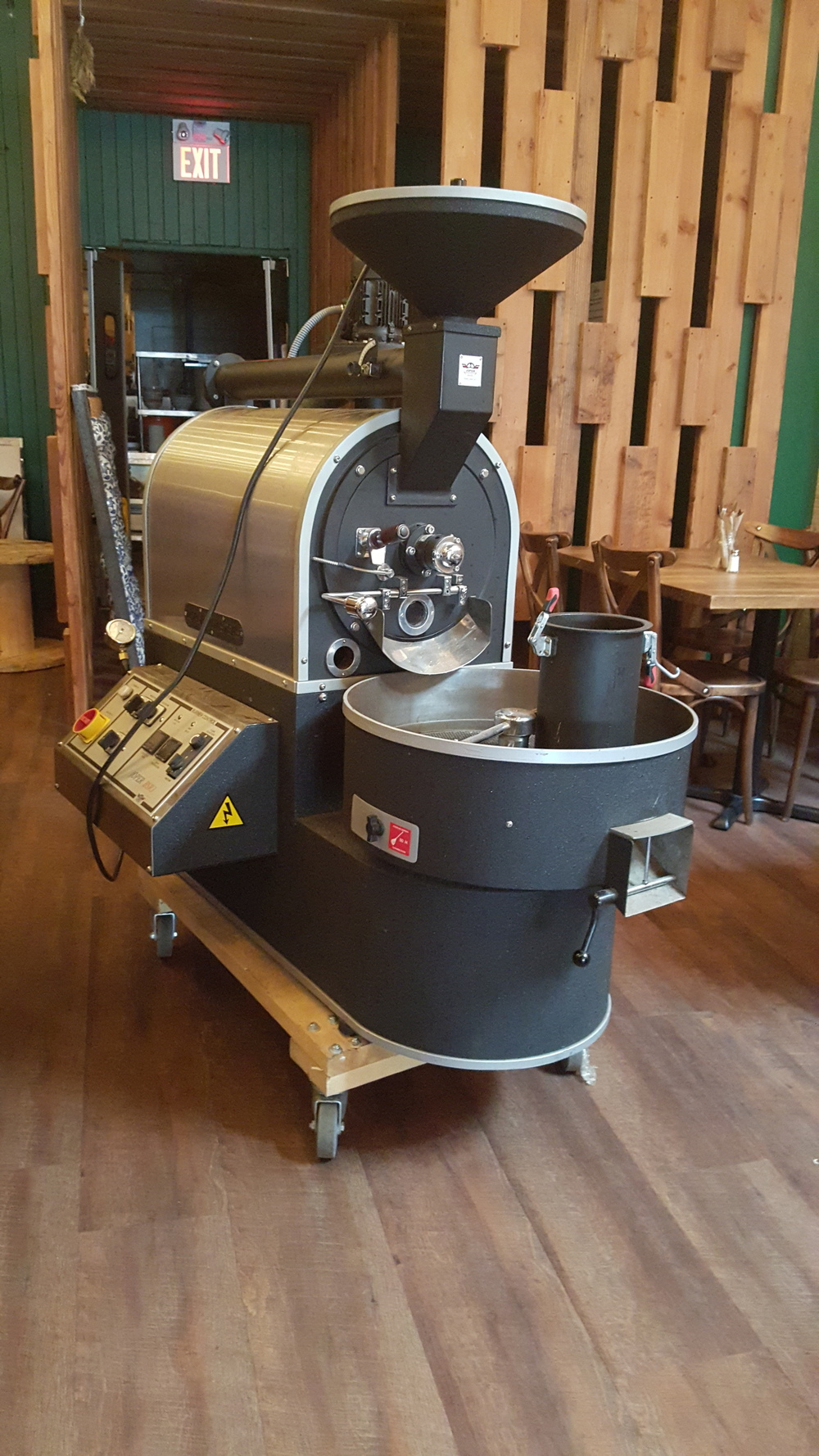 joper 3kg coffee roaster