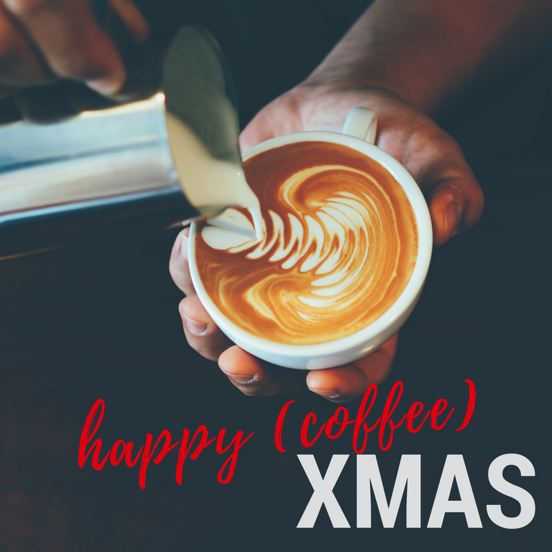 Happy Coffee Xmas