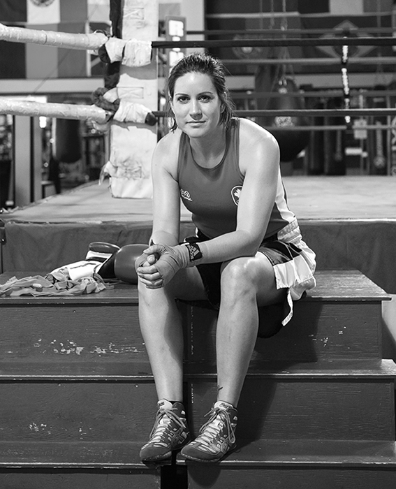 Mary Spencer Three-time world-champion Canadian Boxer, first indigenous woman to compete in women's boxing at the Olympics, Aboriginal youth role-model.