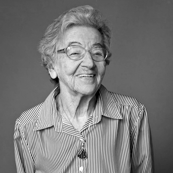 Ursula Franklin C.C., O.Ont., FRSC (Sept. 16, 1921–July 22, 2016)  Research physicist, author, and educator who taught at the University of Toronto for more than 40 years.