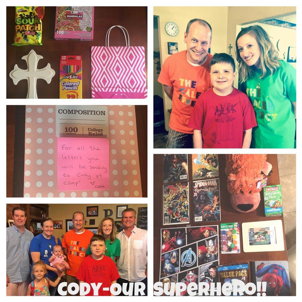 Type 1 Diabetes, Harold Hamm Diabetes Center, Camp Blue Hawk, Our Superhero