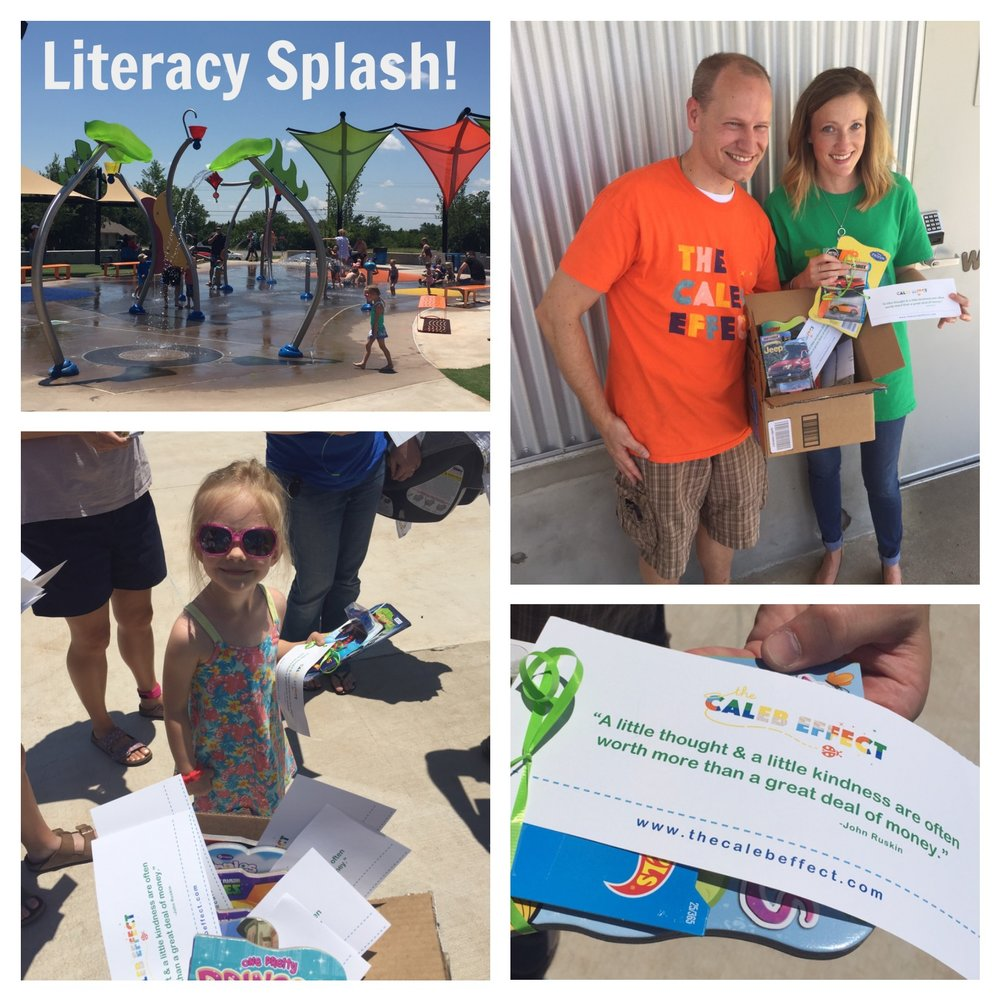 Literacy, Books, Splash pad, Hot Wheels