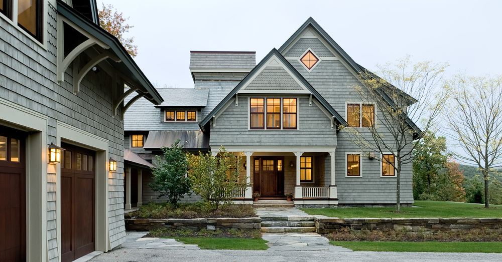 Shingle Style House Smith Amp Vansant Architects