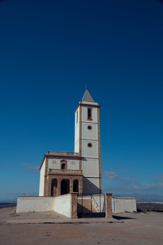 Chapel at Playa De La Fabriquilla