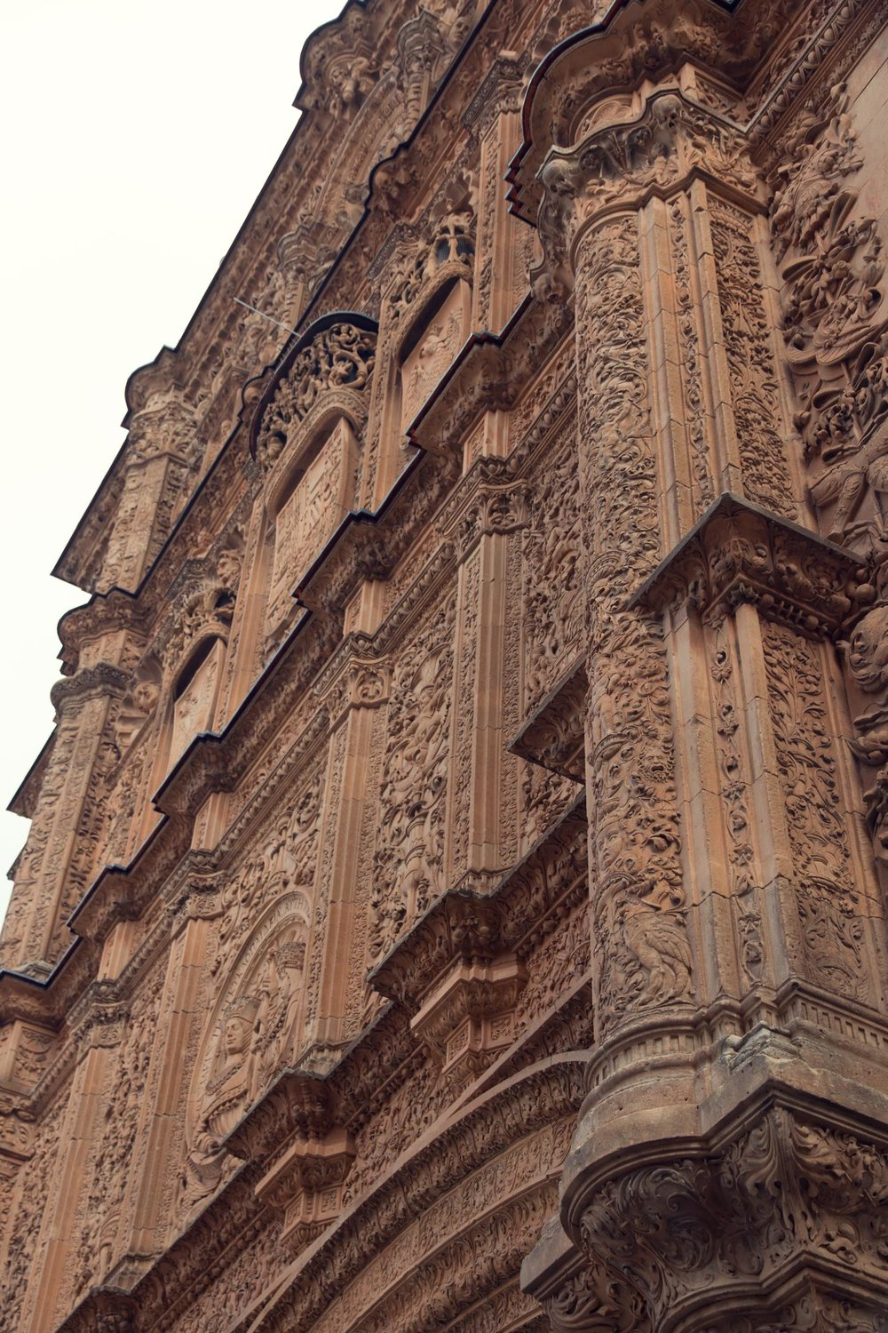 The detail in the stone work is ridiculous!