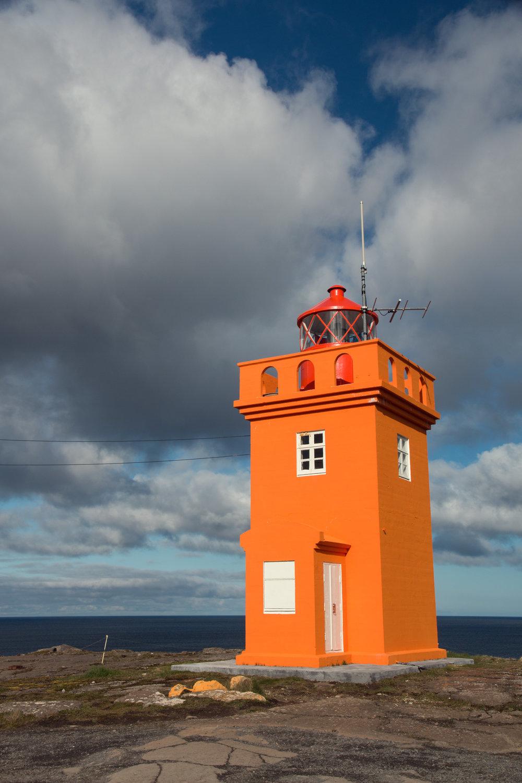 Lighthouse, Raufarhöfn