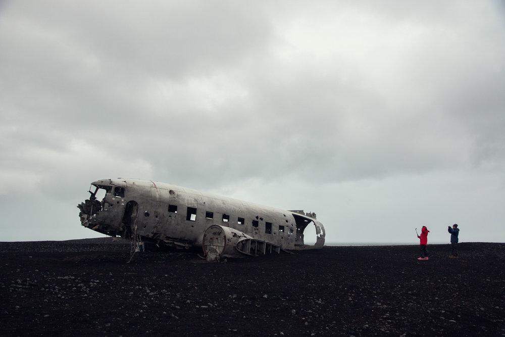 Solheimasandur Plane Wreck