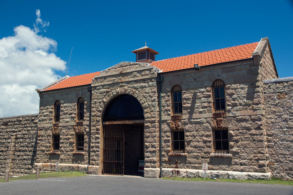 Trial Bay Jail