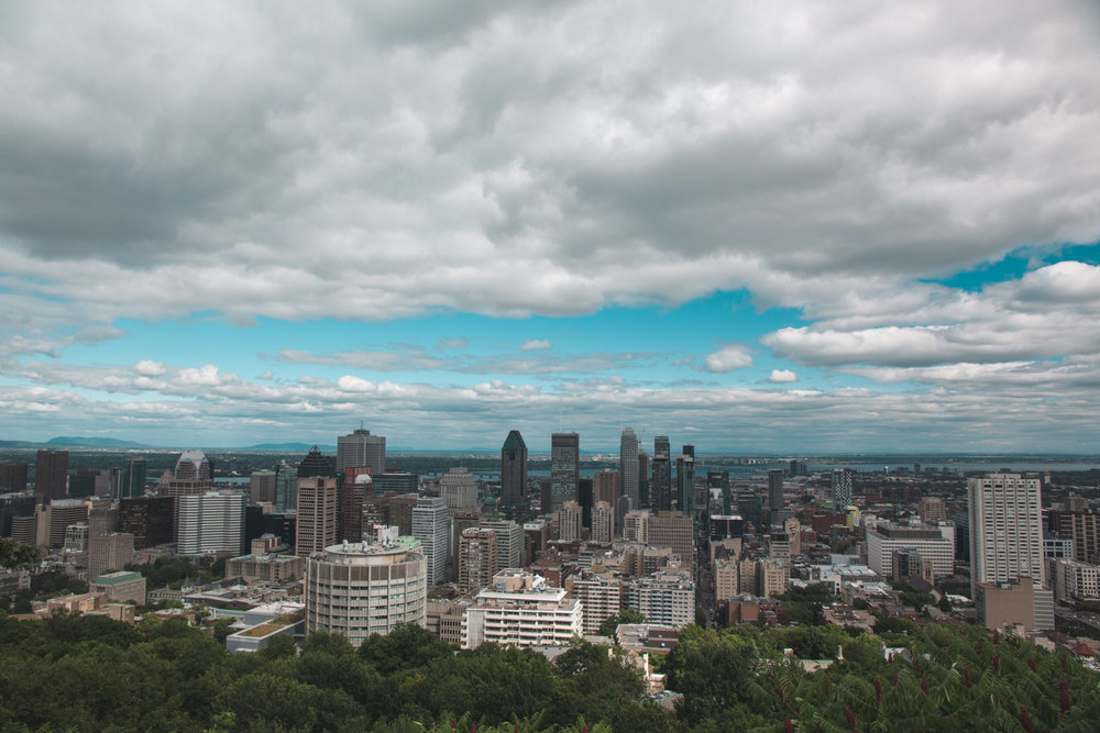Mont Royal.