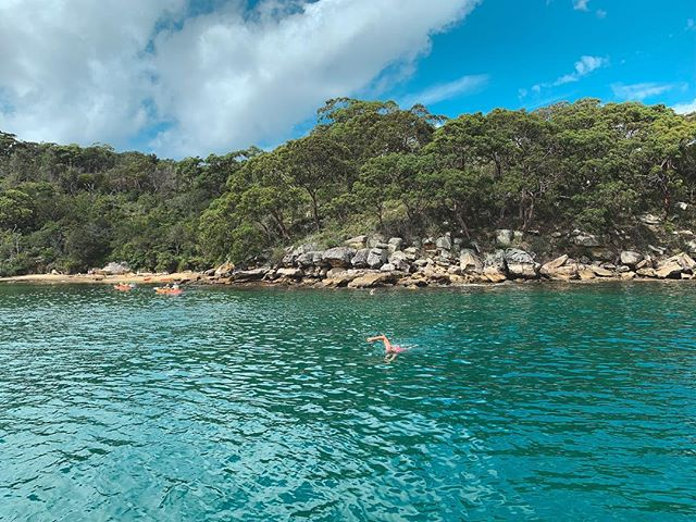There are worse places to spend a weekend, tbh. . . . . . #sydney #visitaustralia #nswcoast #nsw #travelgrammer #mardigras2019 #mardigrasweekend #storebeach
