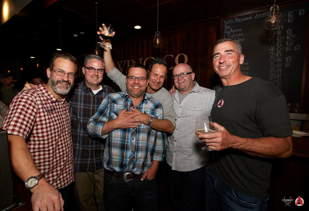 Avery Brewing Company - Brett Pack Dinner 2016