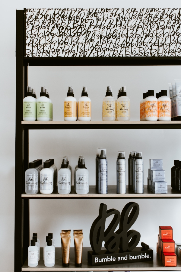 Collective Hair Salon Bumble & Bumble Hair Products
