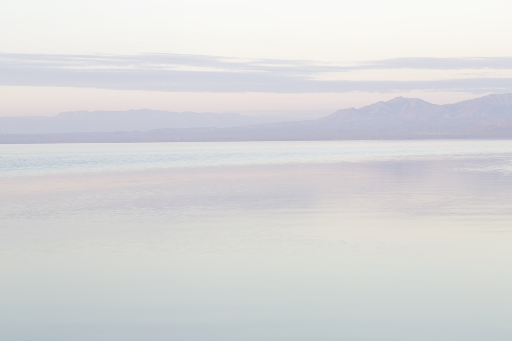 View No. 3, Salton Sea,  California , 2015