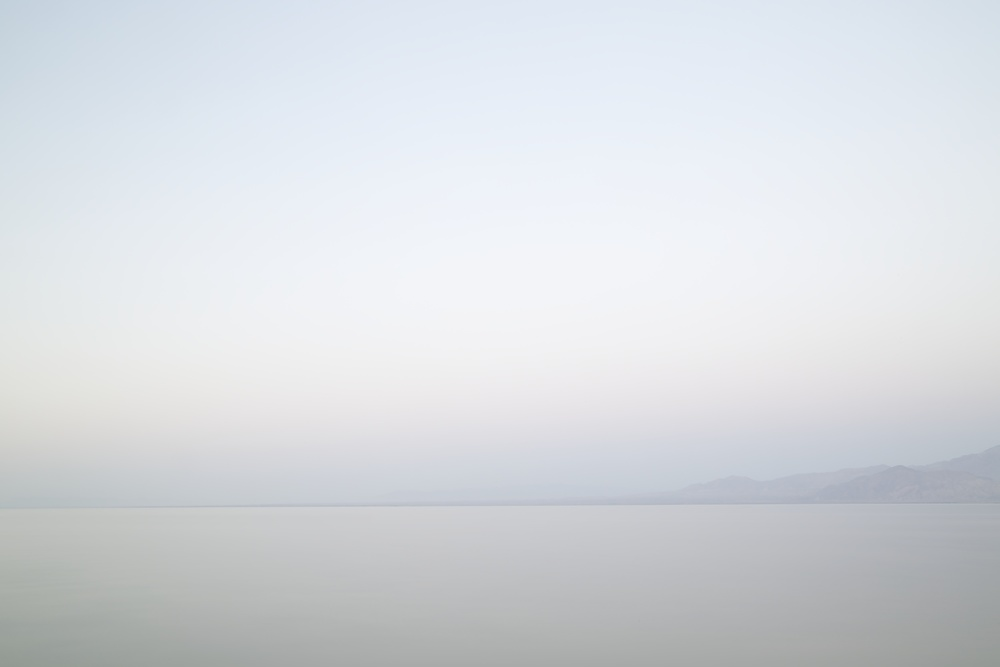 View No. 1, Salton Sea, California,  2014