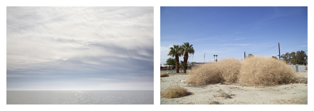 Salton Sea No. 4 , California, 2014