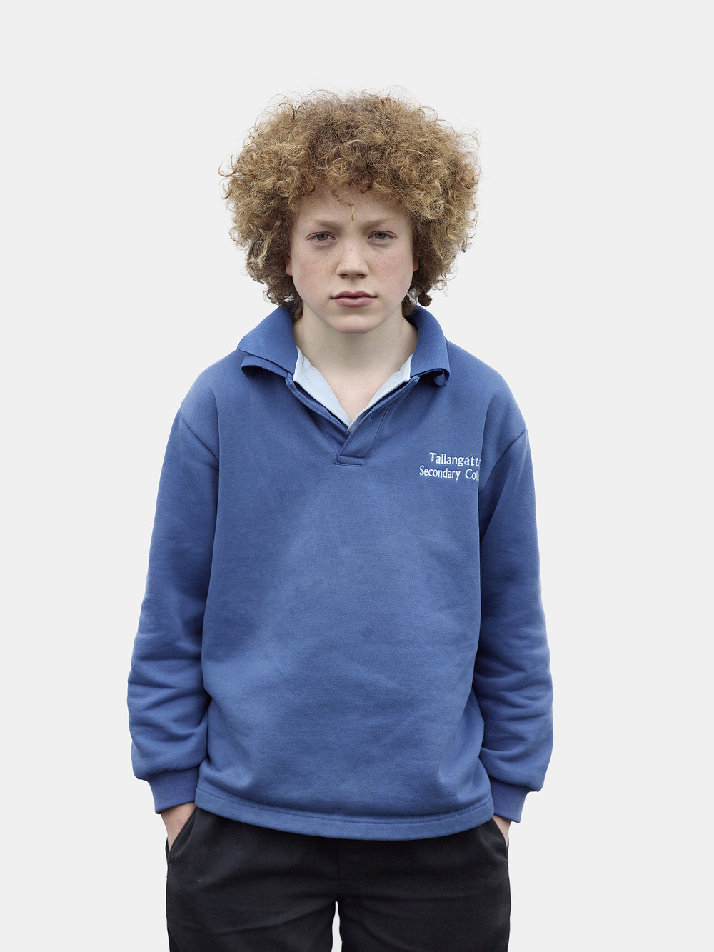 Hamish , 2013 From the series  Living Home , 2015