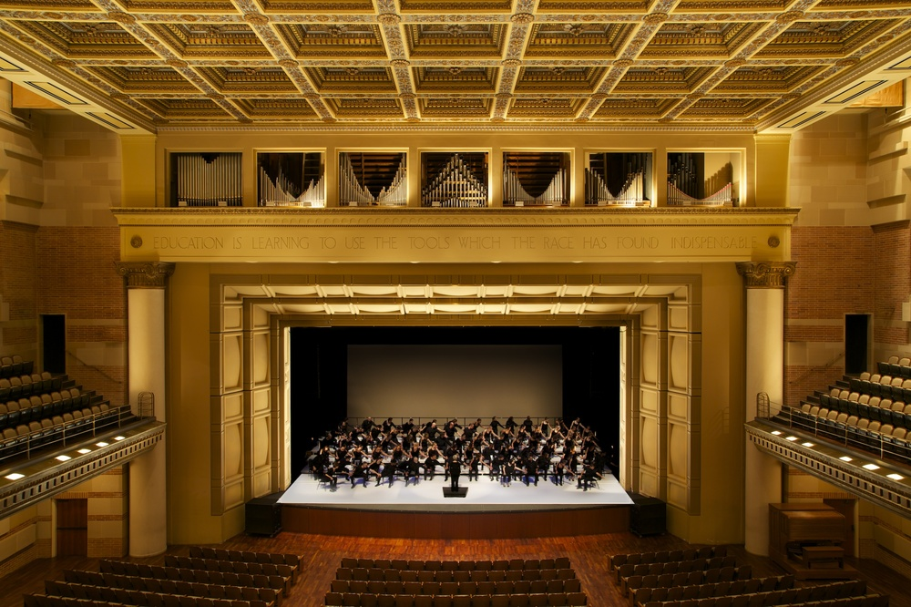 The Symphonic Body UCLA  November 21, 2015 Center for the Art of Performance at UCLA, Royce Hall,  Los Angeles, United States