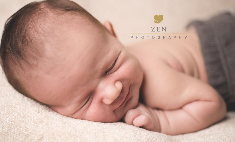 Newborn Sessions -
