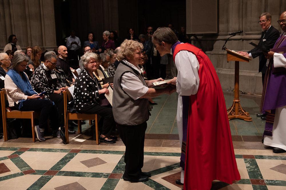 Susan receiving honor.jpg