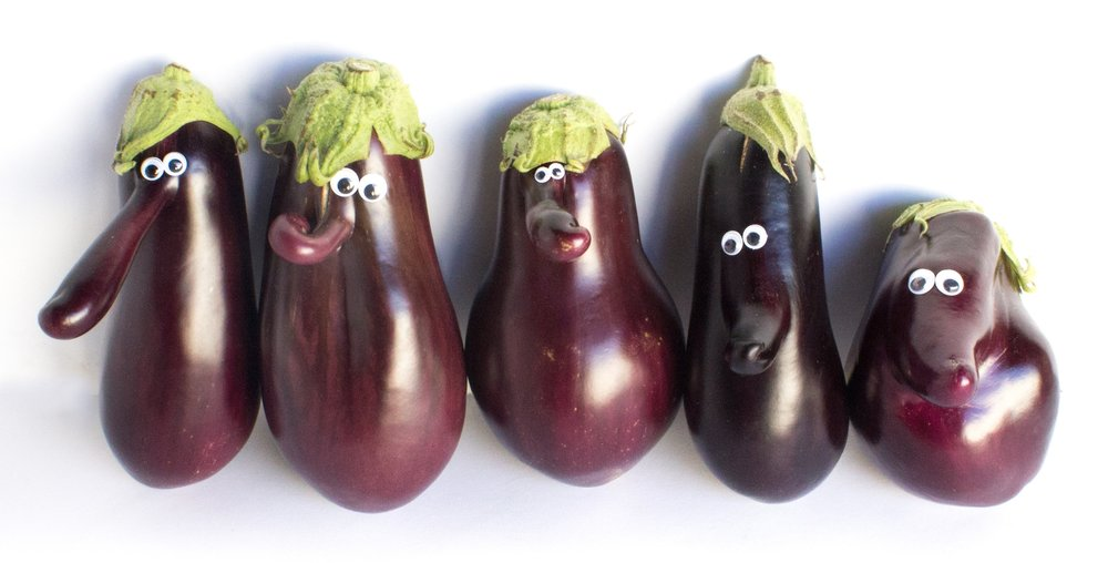 Family of Wonky Eggplants.jpg