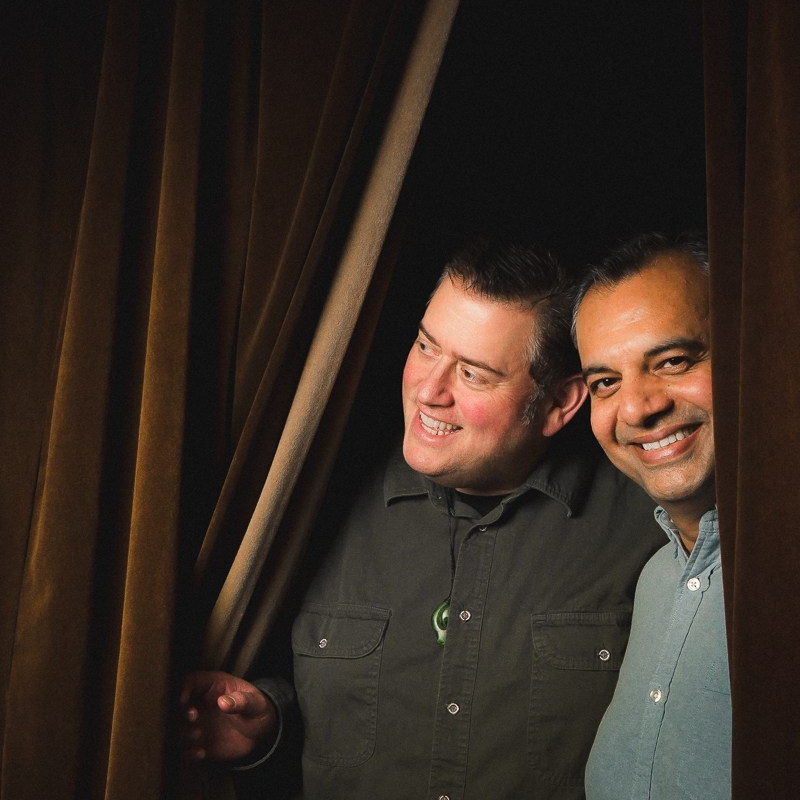 JAMIL KHOURY AND MALIK GILLANI - CO-FOUNDERS, SILK ROAD RISING