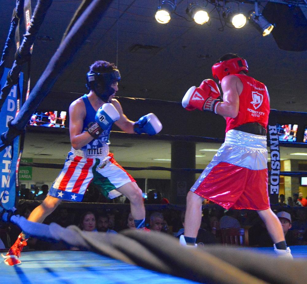 Morales (R) vs. Perez