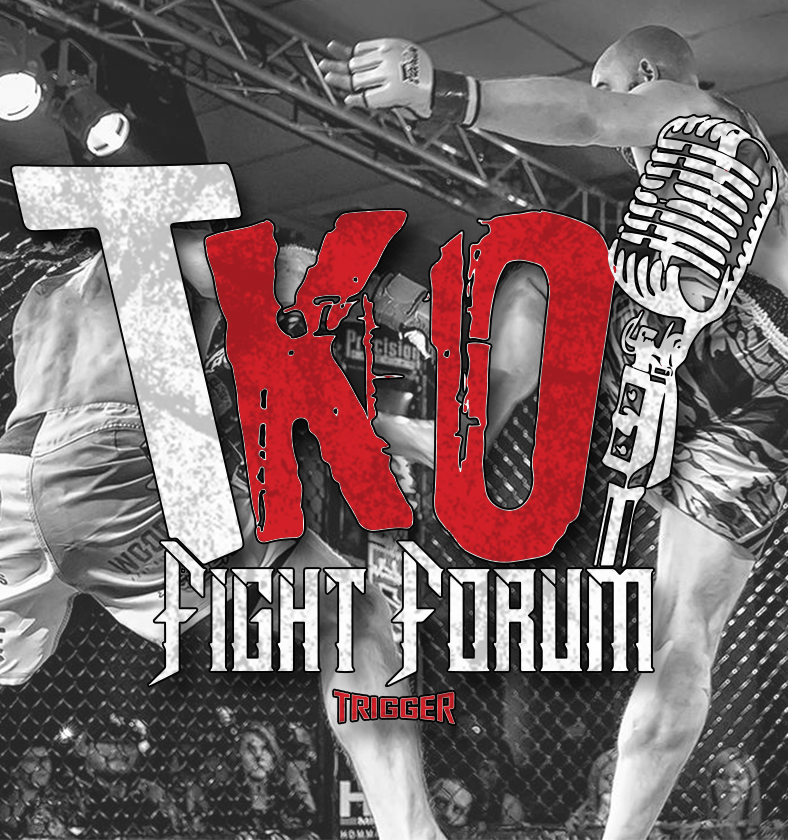 TUNE IN TO TKO FIGHT FORUM FOR KOP 53 INTERVIEWS