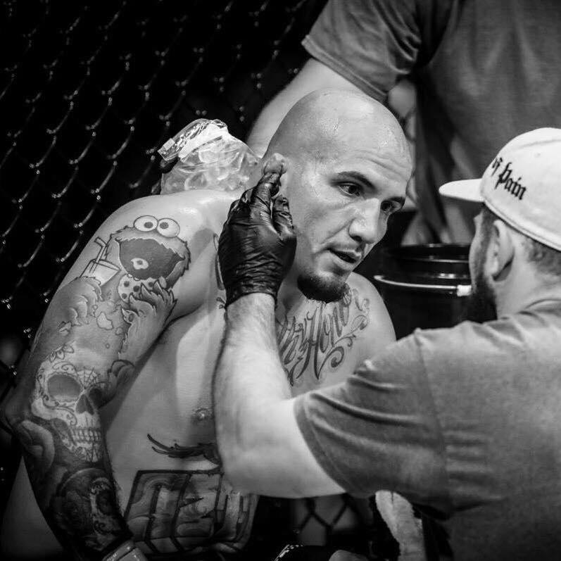 Aaron Rodriguez Bellator MMA