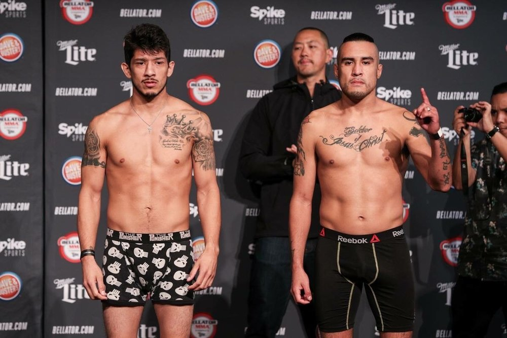 Photo courtesy of Bellator MMA.