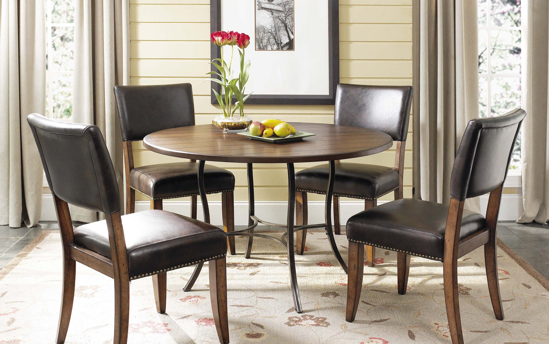 Co ashley modern dining room set ifurnish frisco