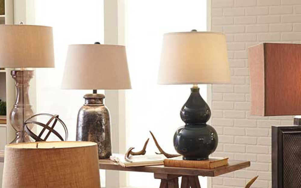 Classic Table Lamps Ashley  | iFurnish, Frisco, CO