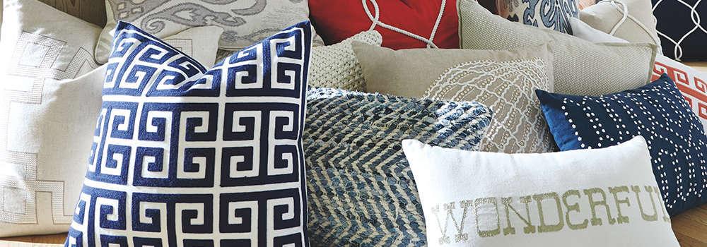 Genial Fun Throw Pillows | IFurnish, Frisco, CO