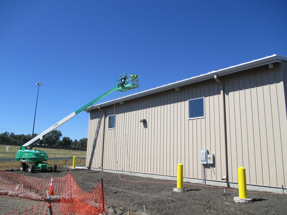 CDOT Maintenance Storage Facility, Fairplay, Colorado