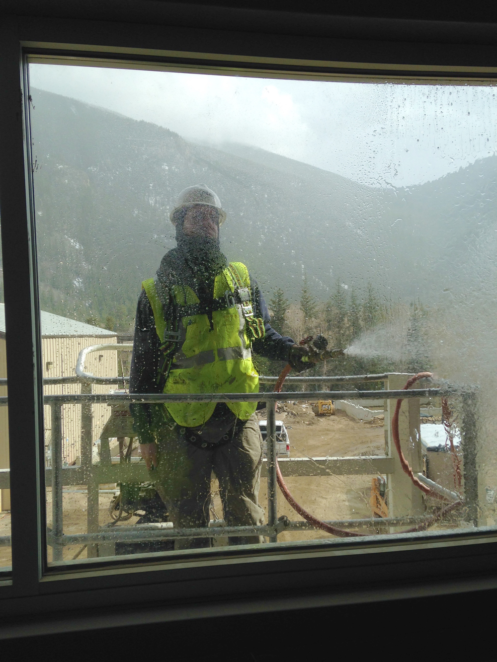 CDOT Vehicle Maintenance Facility & Sand Shed, Empire, Colorado