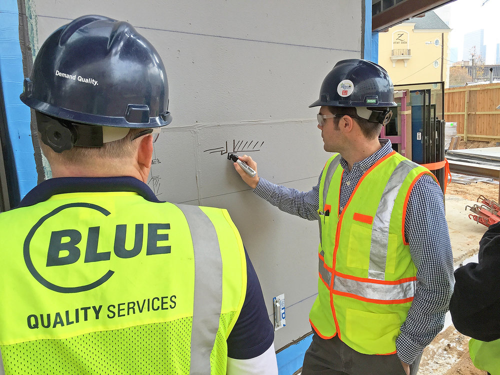 Building Enclosure Quality Assurance