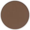 Bark. A matte shadow reminiscent of dark chocolate. Can double as an eyebrow filler. Neutral Tone