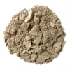 Clay FlowerColor Eyeshadow Refill. A matte, soft, light-sand, Neutral Tone