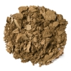 Deep Taupe FlowerColor Eyeshadow Refill. A matte medium brown, Warm Tone