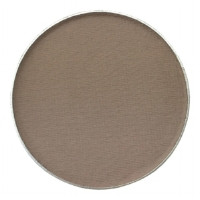 Clouded - Matte taupe grey, Cool Tone. This eye color is the pressed version of their Flint loose brow shade for Ash Blondes & can be used interchangeably for both purposes.