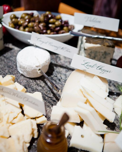 Artisan Cheese Station