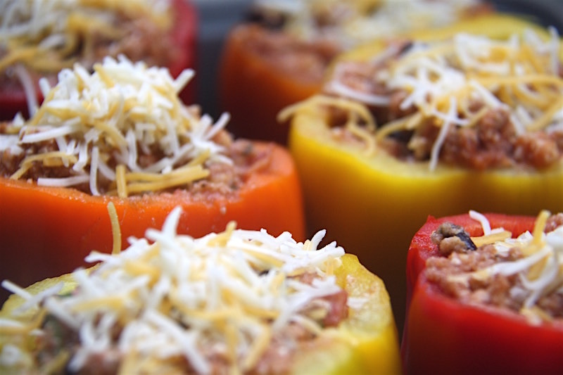 Table to Soul_SW Stuffed Bell Peppers