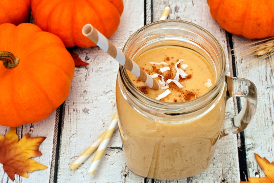 Pumpkin Pie Smoothie_Table to Soul