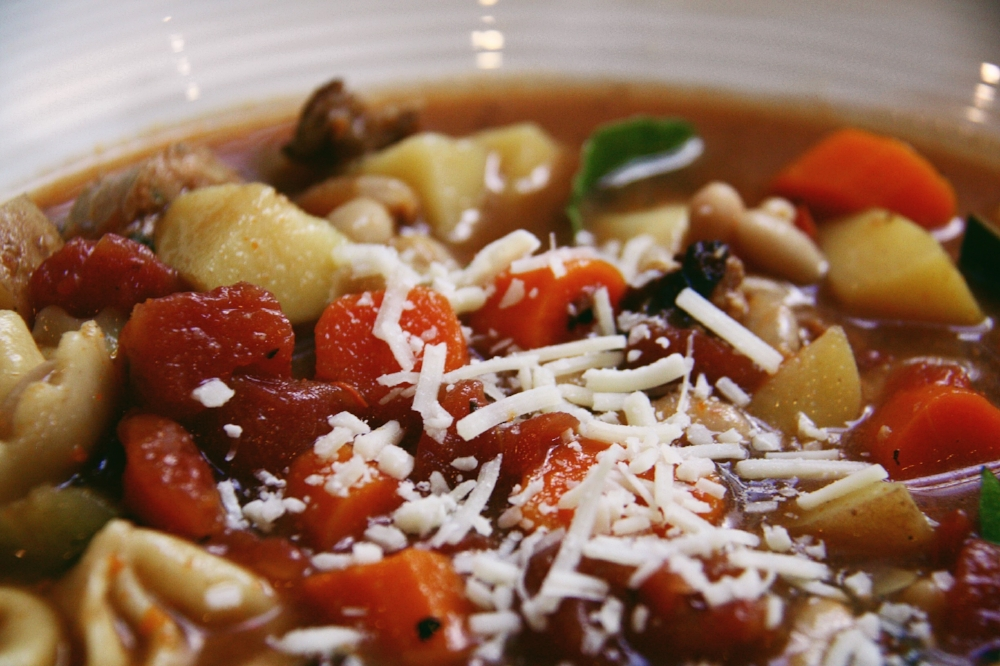 Table to Soul_Italian Vegetable Soup