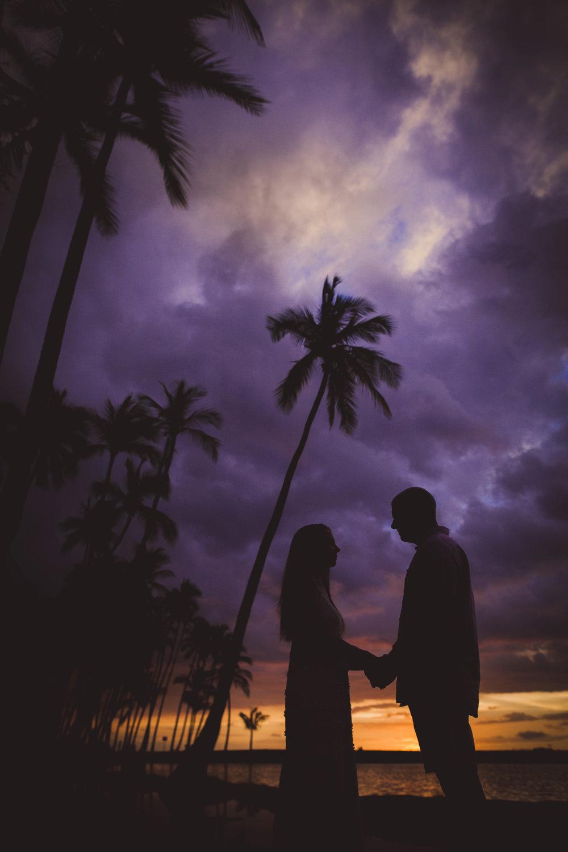 big island hawaii anaehoomalu sunset beach family © kelilina photography 20170727190231.jpg