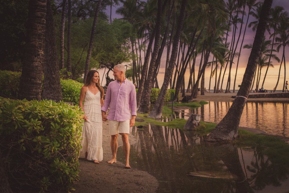 big island hawaii anaehoomalu sunset beach family © kelilina photography 20170727190318.jpg
