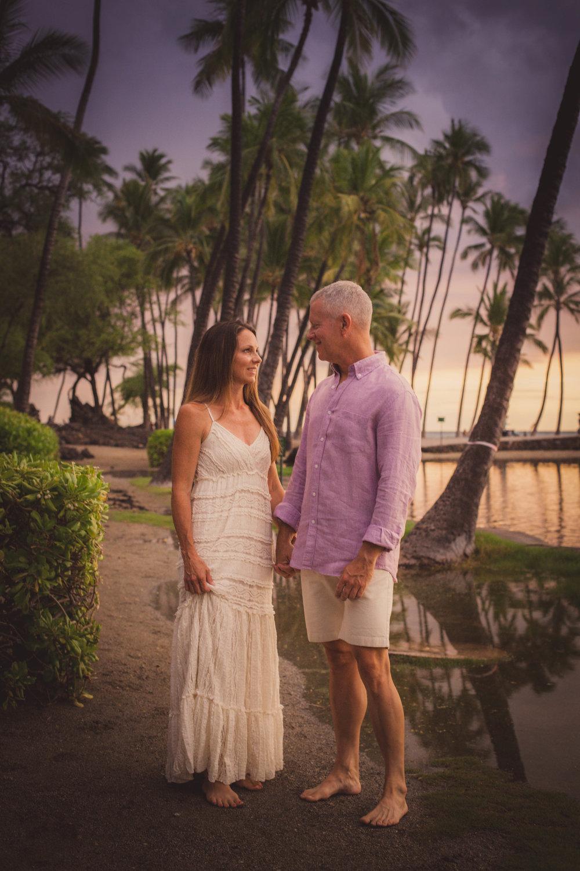 big island hawaii anaehoomalu sunset beach family © kelilina photography 20170727190329.jpg