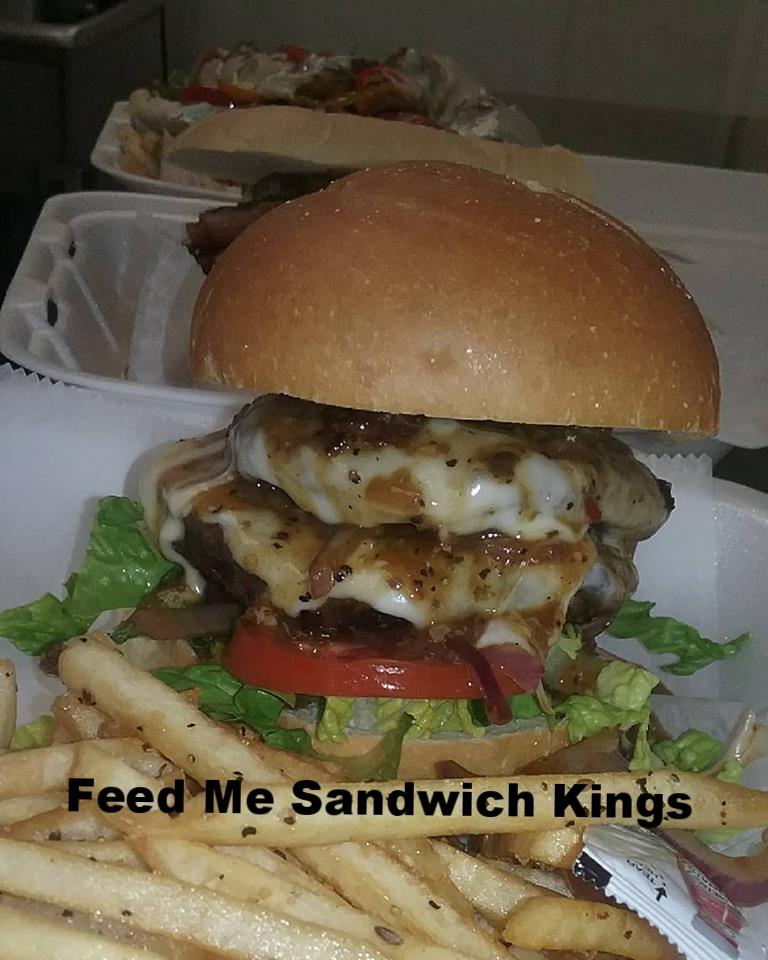 Feed Me Sandwich Kings