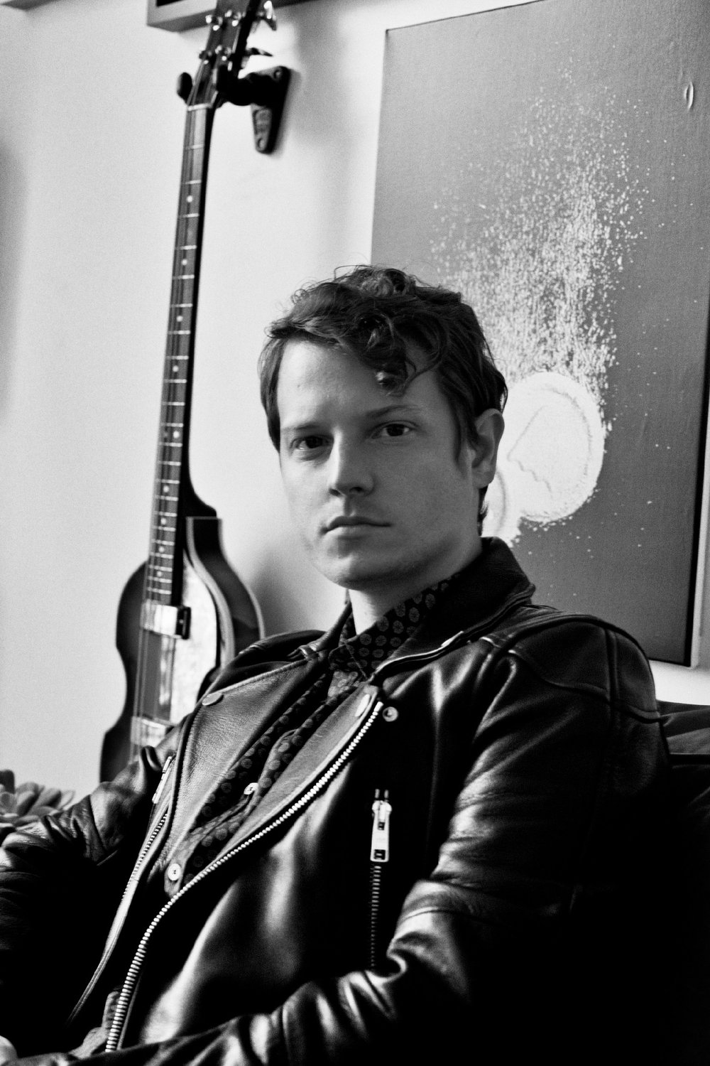 ISOM INNIS FROM FOSTER THE PEOPLE  PH. FILIP MILENKOVIC