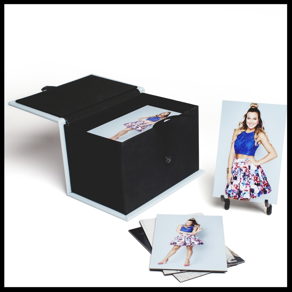 KEEPSAKE CUSTOM MEMORY BOX